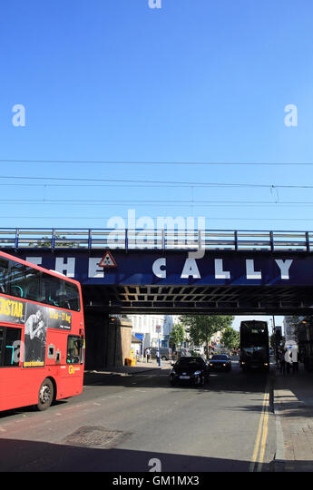 The Cally Road Stock Photos The Cally Road Stock Images Alamy