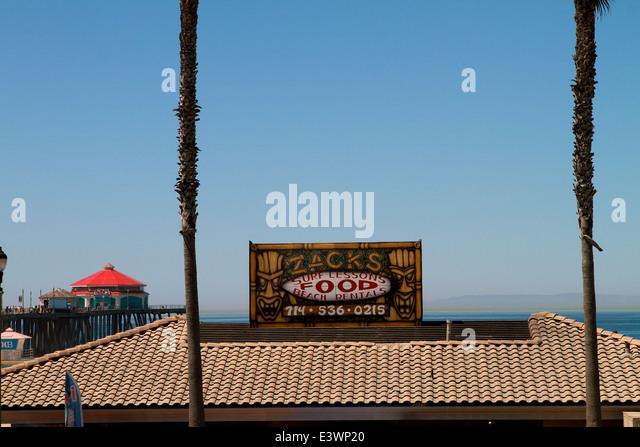 Huntington Beach Boardwalk Front Rentals