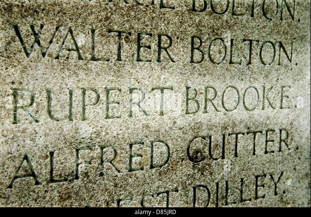 rupert brooke the fish Heaven by rupert brooke - fish (fly-replete, in depth of june, dawdling away their wat'ry noon) ponder deep wisdom, dark or clear, each secret.