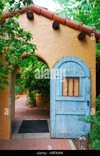 Inviting Garden Gate Stock Photos Inviting Garden Gate Stock Images Alamy