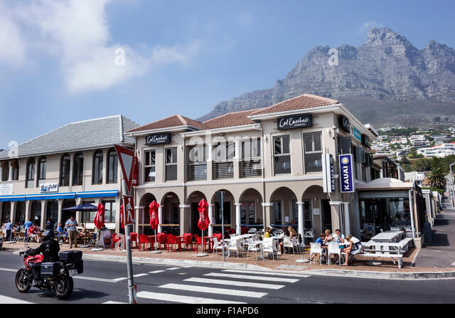 Grand Cafe Camps Bay