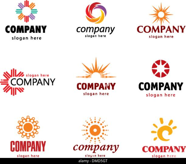 Sun tanning logo