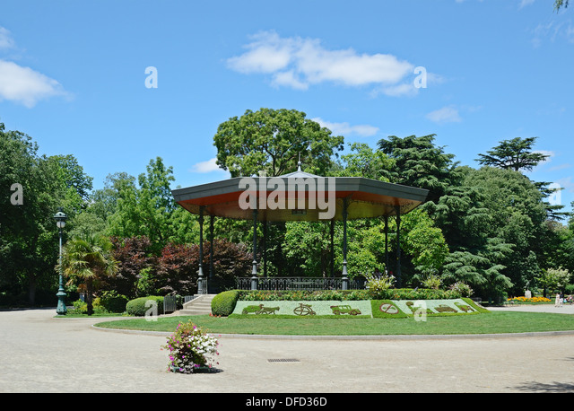 Jardin du grand rond stock photos jardin du grand rond stock images alamy for Jardin grand rond toulouse