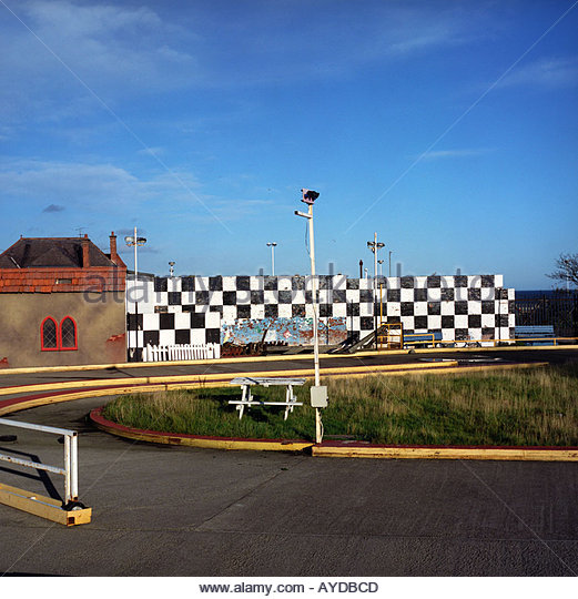 Abandoned Buildings Newcastle Uk: Whitley Bay Spanish City Stock Photos & Whitley Bay