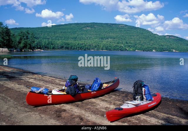 Packed camping gear stock photos packed camping gear for Pond supplies near me