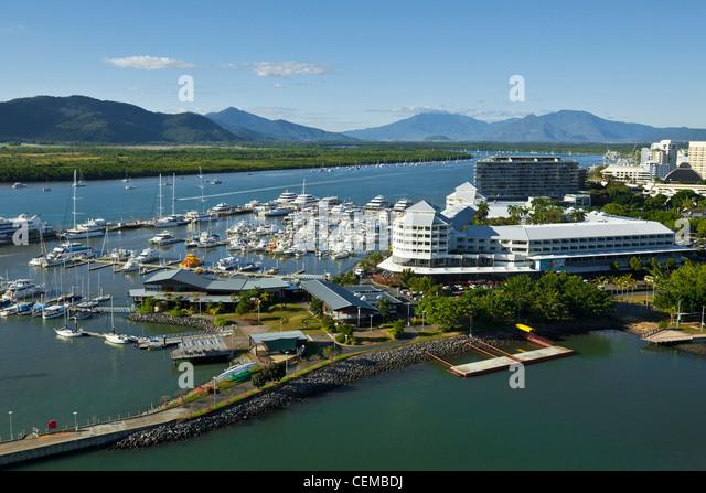 Cairns Pier New Restaurant
