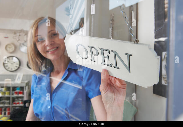 New Business Open Sign Stock Photos Amp New Business Open