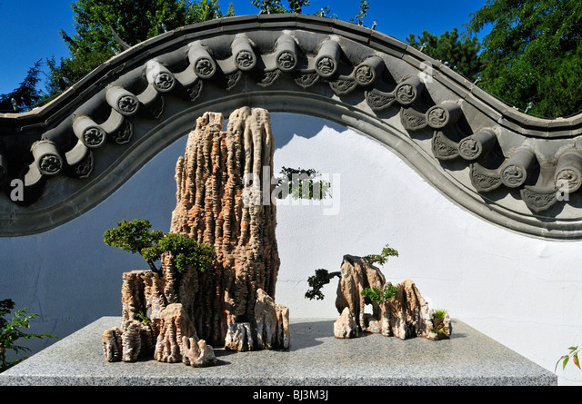 Botanique montreal stock photos botanique montreal stock for Jardin de china