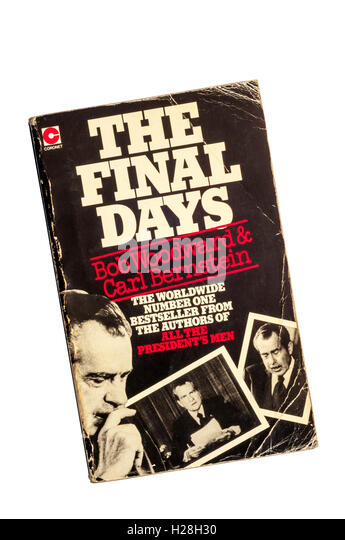 an analysis of the final days by bob woodward and carl bernstein Find out more about the final days by bob woodward, carl bernstein at simon  & schuster read book reviews & excerpts, watch author videos & more.