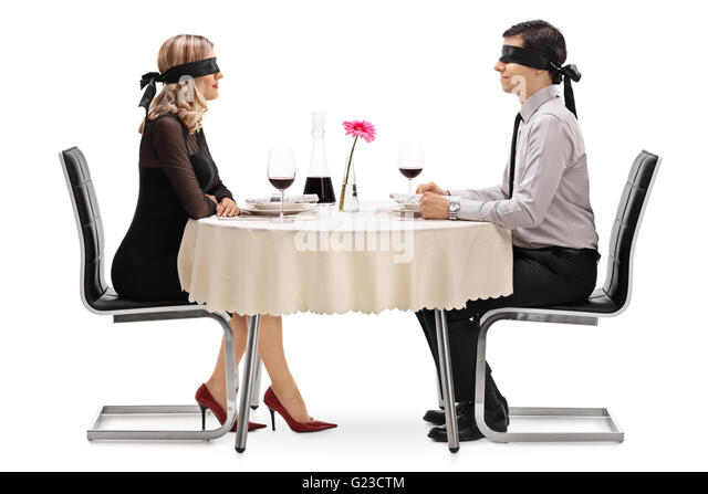 Dating a blind girl
