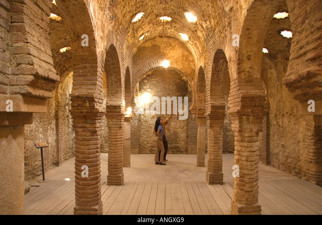 Banos arabes stock photos banos arabes stock images alamy - Banos turcos malaga ...