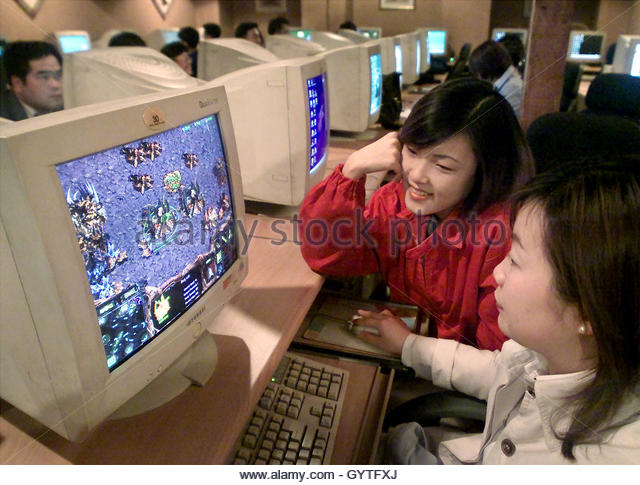 South University Students Homework Using Stock Photos  amp  South     Alamy