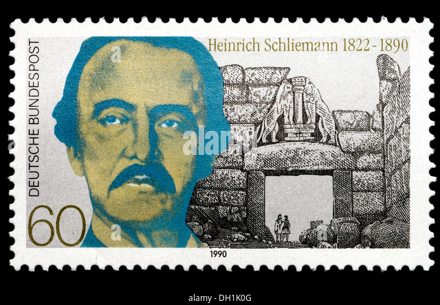a comparison of the similarities and differences between the archaeologists heinrich schliemann kenn Heinrich schliemann, in full johann ludwig heinrich julius schliemann, (born  january 6, 1822, neubukow, mecklenburg-schwerin [germany]—died december .