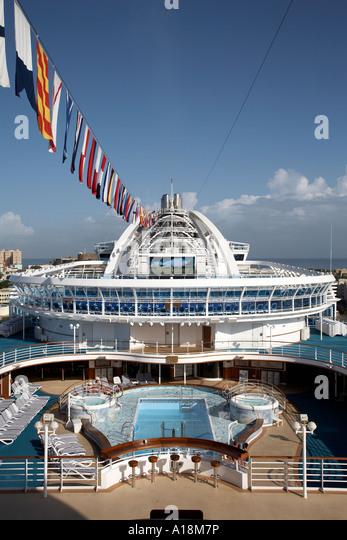 Crown Princess Cruise Ship Stock Photos Amp Crown Princess