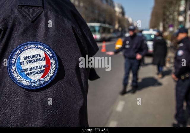 alternative police