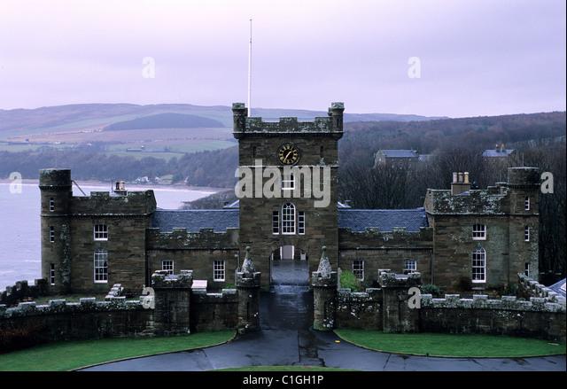 South Ayrshire on Tarbolton Scotland Castle