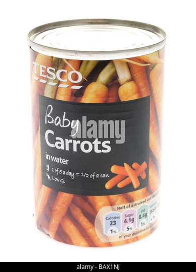 how to cook canned whole baby carrots