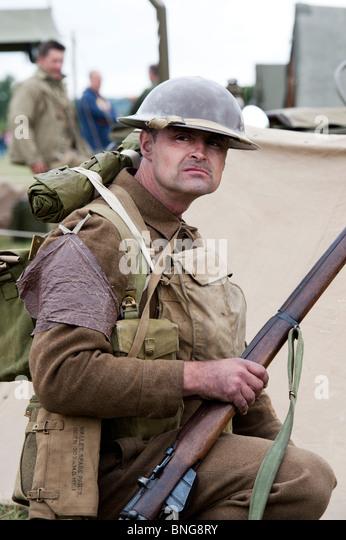Ww2 Soldier British St...