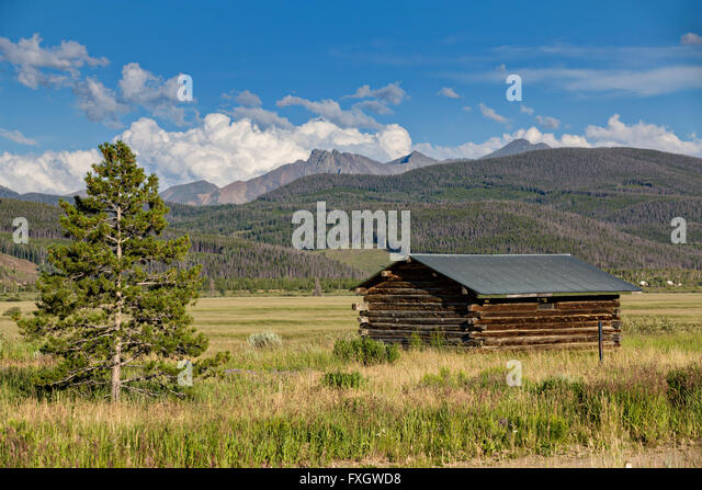 Log Cabin Old Stock Photos Log Cabin Old Stock Images