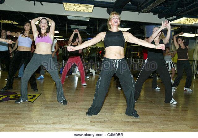 cardio strip class