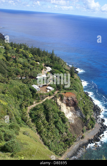 Pitcairn Island Weather