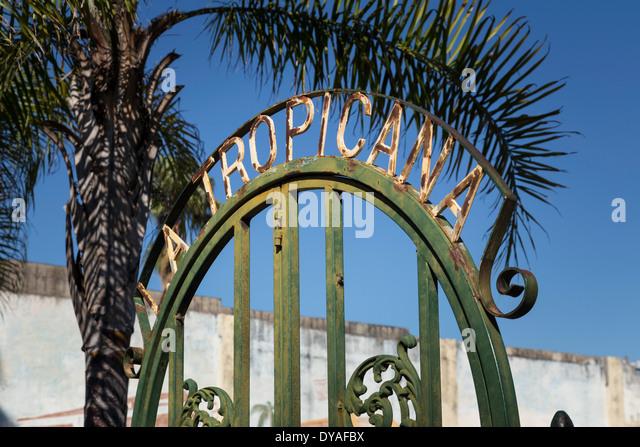 Tropicana Cafe Ybor City