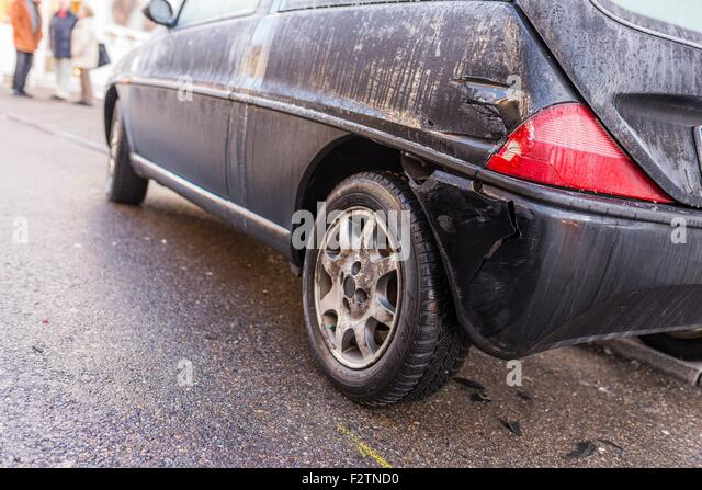 Car Accident Derby Ny