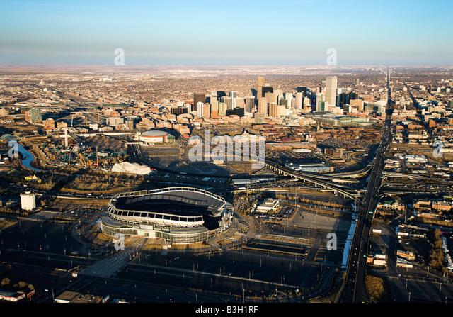 Denver Cityscape Stock Photos & Denver Cityscape Stock Images - Alamy