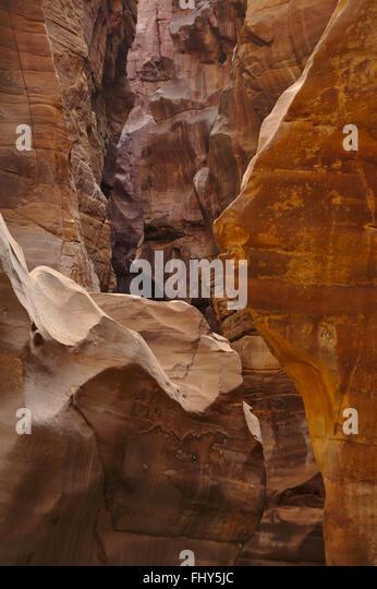 Slot canyon jordan