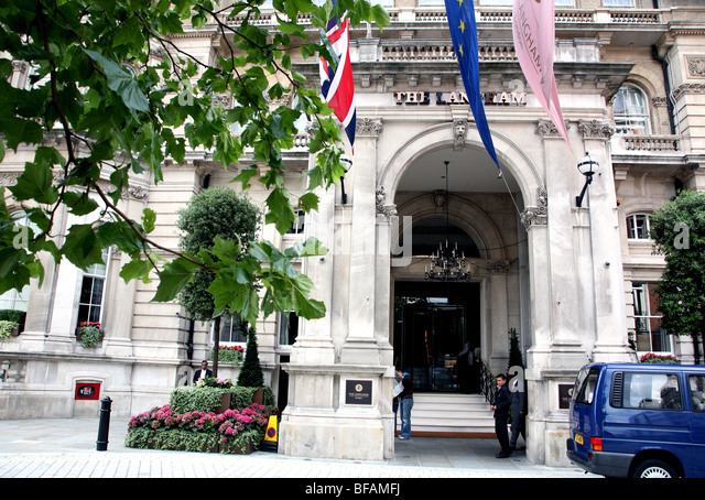Hotels Near Portland Hospital London
