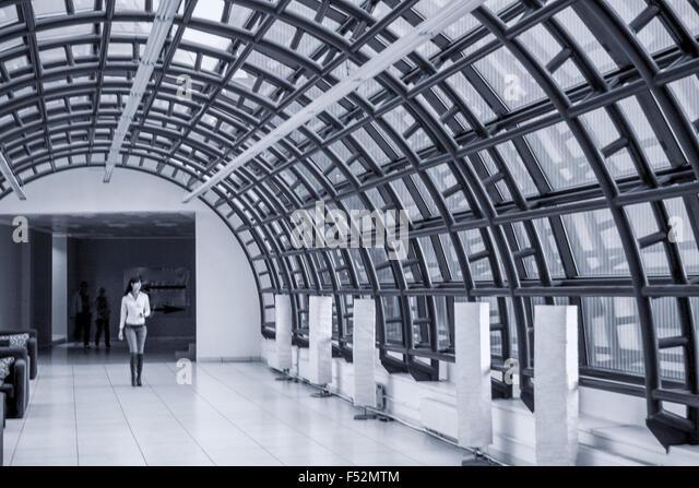 Futuristic Hallway Stock Photos Amp Futuristic Hallway Stock