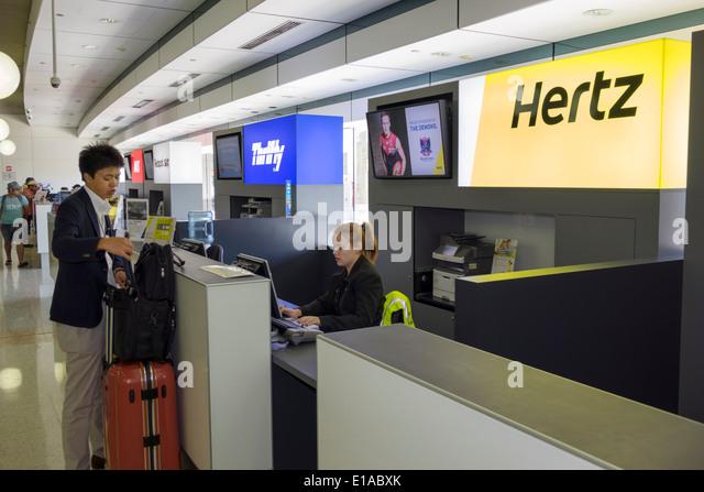 Hertz Rental Car Ocala Airport