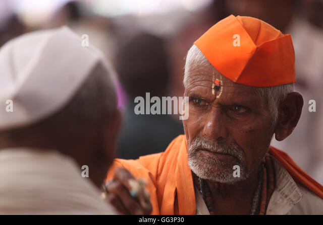 Pilgrim hindu single men