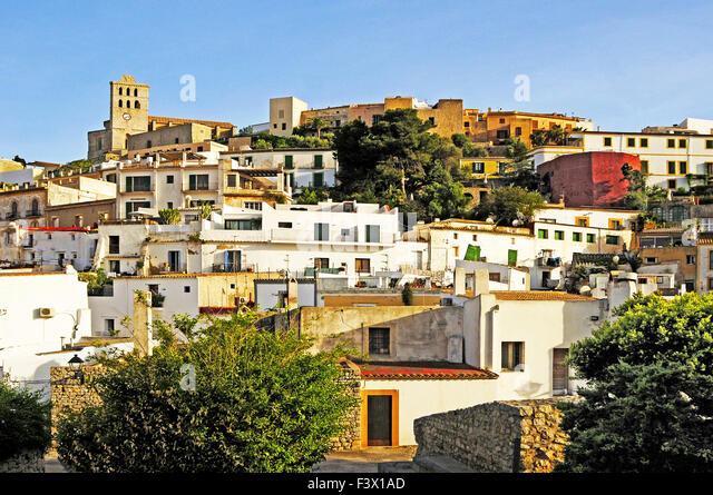 ibiza stadt stock photos ibiza stadt stock images alamy. Black Bedroom Furniture Sets. Home Design Ideas