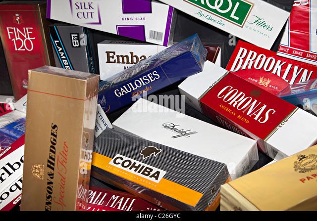 Rothmans cigarette filters