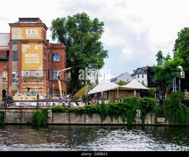 Cafe Exil Berlin