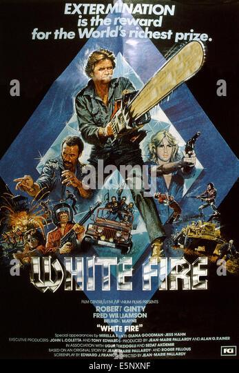 Фильм Белый Огонь 1984 Vivre Pour Survivre