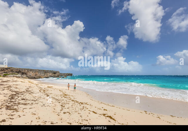 Bay barbados caribbean stock photos bay barbados for Best vacations in december for couples