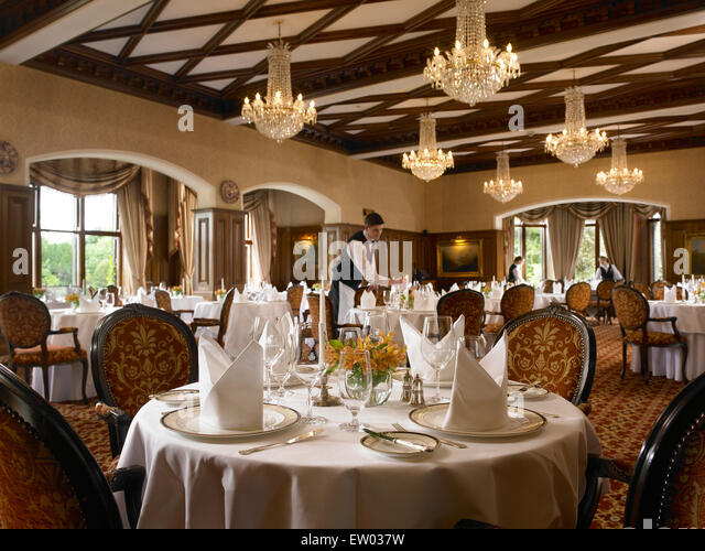 Ashford castle stock photos ashford castle stock images for George v dining room