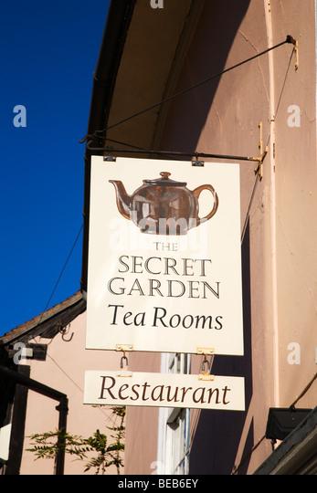 Tea Rooms Sudbury