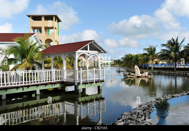 Parts hotel resort 4 star memories stock photos parts hotel observation tow and parts of the hotel resort 4 star memories caribe hotel sciox Choice Image