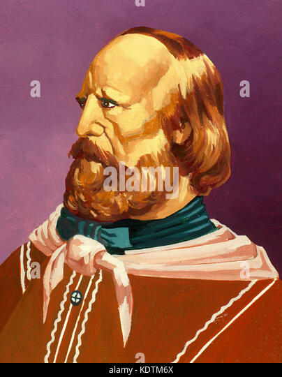 a history of giuseppe garibaldi an italian general and politician Cdv of giuseppi garibaldi - civil war italian general  was an italian general, politician and nationalist who played a large role in the history of italy.