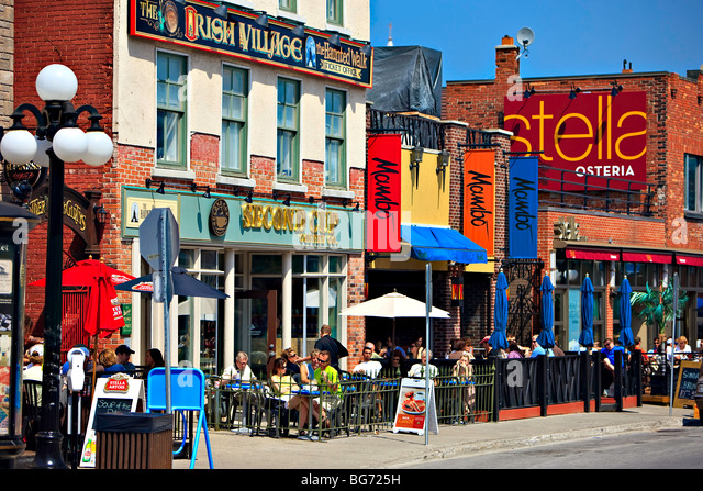 Downtown Ottawa Restaurants Market