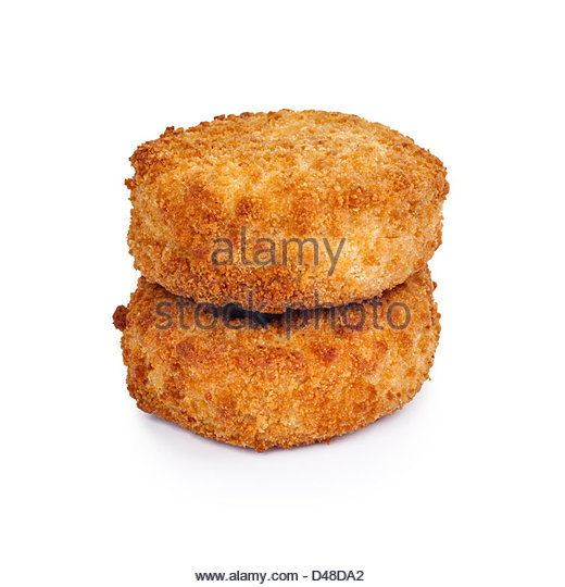 Breaded fish cakes stock photos breaded fish cakes stock for Baked fish cakes