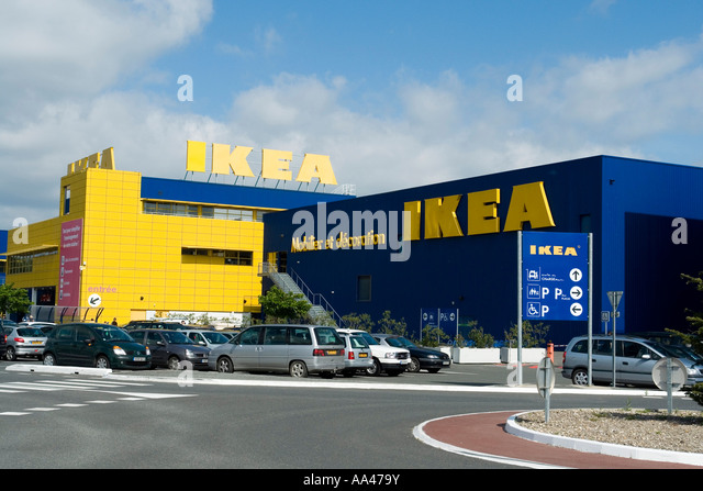 Furniture warehouse france stock photos furniture warehouse france stock images alamy - Ikea bordeaux lac horaires ...