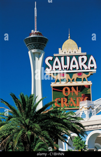 Casino hotel sahara tower spa resort and casino palm
