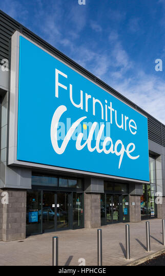 Furniture Village Aylesbury furniture showroom stock photos & furniture showroom stock images