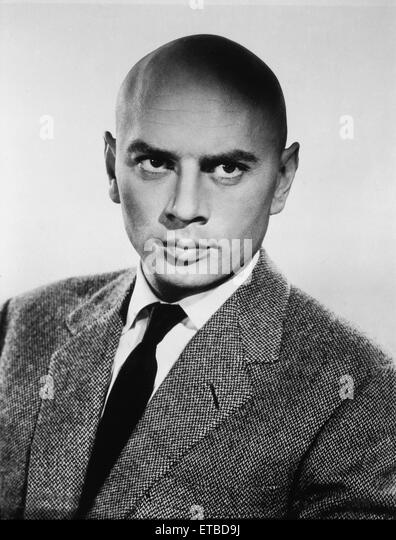 Yul Brynner Stock Photos & Yul Brynner Stock Images - Alamy