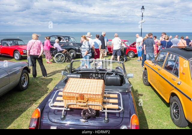 Car Cars England Yorkshire Stock Photos Car Cars England