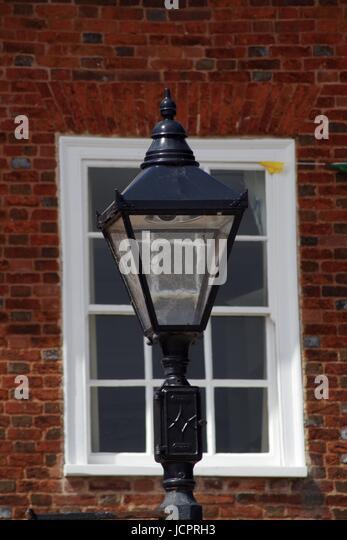 cast iron lamp post stock photos cast iron lamp post stock images